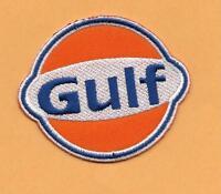 "GULF GASOLINE 2 3//4/"" PATCH"