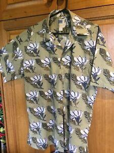 Men's Genuine Hawaiian shirt; 120 cm chest