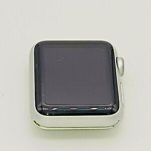 Apple Watch Series 1 38mm Aluminum Case metal mesh Smart Watch - (MNNG2LL/