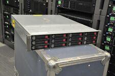 HP StorageWorks Modular Smart Array 60 MAS60 w/ 12 LFF Hot Plug Caddy 418408-B21