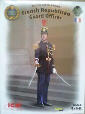 ICM World's Guards 16004 French Republican Guard Officer 1:16