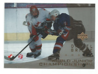 1996-97 Upper Deck ICE #120 Daniel Briere RC ROOKIE