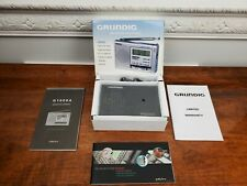 BRAND NEW Grundig - AM/FM/SW Shortwave Pocket Small Radio G1000A Portable