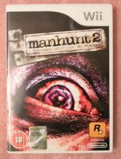 Manhunt 2 gioco wii completo