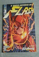 FLASH 1   AQUAMAN  ed LION 2012 DC ORIGINALE 1^ ed.