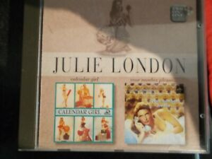 JULIE LONDON - CALENDAR GIRL/YOUR NUMBER PLEASE -1997 CAPITOL REMASTERED 2on1 CD