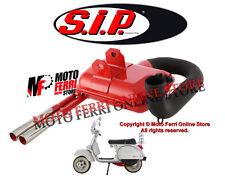 MF0369 - MARMITTA SIP ROAD 2.0 SPORT OPTIK ROT VESPA PX 125 150 - PX ARCOBALENO