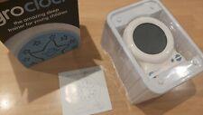 Gro Company Sleep Trainer Baby Alarm Clock Adjustable Night Light, book boxed