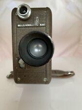 Vintage Bell & Howell 16mm Filmo Auto Load Speedster Camera