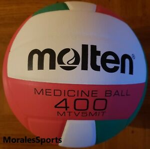 Molten Setter Training Volleyball MTV5MIT Heavy Wgt/14.1 oz Traditional Paneling