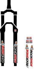 ROCK SHOX FORK Stickers Decals Mountain Bike Down Hill MTB #b0290