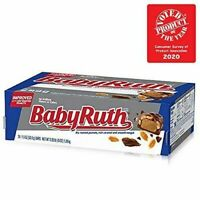 Baby Ruth Milk Chocolate Candy Bar Singles, 1.9 Ounce 24 Count (Pack of 1)