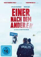 STELLAN SKARSGARD/BRUNO GANZ/+ - EINER NACH DEM ANDEREN  DVD NEU