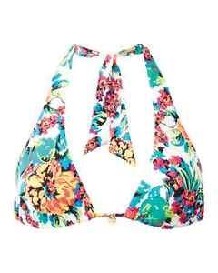 Gossard Hot tropic print bikini top