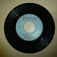 NORTHERN SOUL 45 RPM RECORD - WILLIE WEST - FRISCO 107