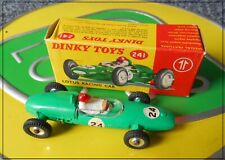 Lotus Racing Car Dinky 241 Boxed Exceptional F1 Clark 33 R11 Italian GP 1965