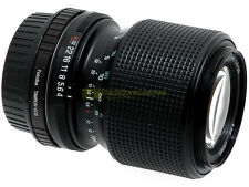 Canon EF Zoom Tamron 70/210mm. f4-5,6 manual focus (full frame per EOS digitali)