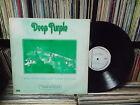 DEEP PURPLE - Made In Europe KOREA LP Green Cover