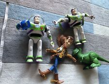 Toy Story all First ORIGINAL 4 Items Talking Toys Bundle
