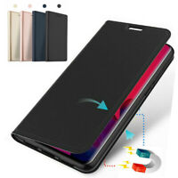 For Huawei Mate 30 P30 Pro 20 Lite P20 Leather Flip Wallet Magnetic Case Cover