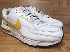 reputable site 0fc8f 5ffc1 RARE🔥 Nike Air Max LTD White Citrus Orange Sz 11.5 Men s Shoes 311000-171