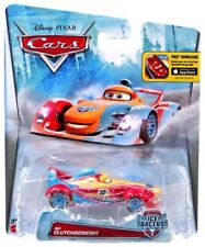 Disney Cars Ice Racers Rip Clutchgoneski Diecast Car [Special Icy Edition]