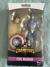 Marvel Legends Contest of Champions Civil Warrior  Figure Brand New!