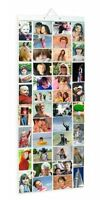 Picture Pockets Mega (Size AA) Hanging Photo Gallery - 80 photos in 40 pockets