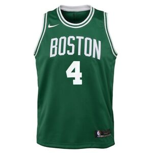 Isaiah Thomas Nike Boston Celtics Icon Edition Swingman Jersey Youth Large