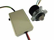 Mini Micro Submersible Inline Variable Flow Brushless Pump 12VDC 37 GPH DM212VSA