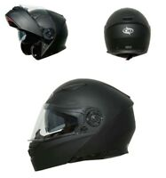 One Casco Modulare Outline 2.0 Colore Nero Opaco Varie Taglie Offerta Outlet