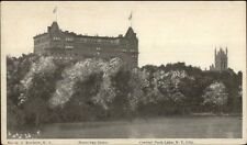 New York City Hotel San Remo c1900 Private Mailing Card