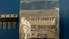 5 Pcs Sk010r Teccor Thyristor Scr 1kv 10a 3 Pin3tab To 220 Non Isolated