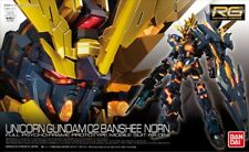 Gundam 1/144 RG #27 Unicorn Gundam Banshee Norn RX-0[N] Model Kit In Stock USA