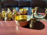 Vintage Brass lot