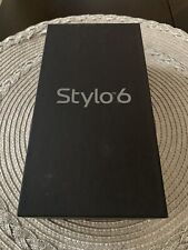 "--NEW LG Stylo 6 Q730MM - 64GB (Metro PCS ONLY) 4G LTE OPEN BOX ""never Used!!!!"