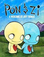 Pon and Zi a Web Comic By Jeff Thomas
