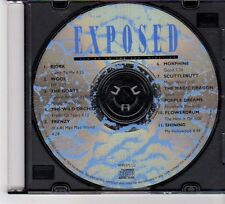 (FP433) Exposed, 11 tracks various artists - Exposed Magazine CD