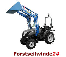 Solis 26 Small Tractor Tractor Tractor with Frontlader-Neu with Stvo Equipment