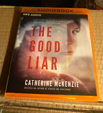 The Good Liar by Catherine McKenzie (2018, CD, Unabridged)