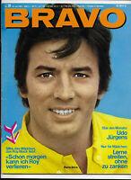 BRAVO Nr.31 vom 29.7.1968 Pierre Brice, Udo Jürgens, Rolling Stones, Bee Gees...