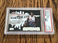 2006 Topps Lebron James Clutch City Stars PSA 10 Gem Mint LOW POP #CCS3