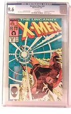 Uncanny X-Men #221 CGC 9.6 (Sep 1987, Marvel) 1st appearance Sinister New Movie