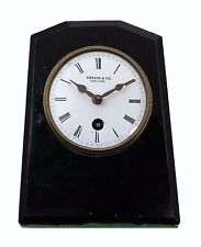 Vintage 1900 Tiffany & Co. Small Antique Art Deco Desk Clock