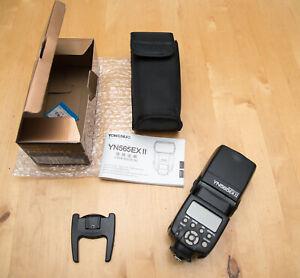 Yongnuo Speedlite YN 565EX II Flash for Canon