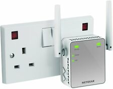 NETGEAR WiFi Booster Internet Network Signal Enhancer Wireless Range Extender