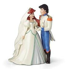 DISNEY Lenox LITTLE MERMAID Ariel & Prince Eric Figurine NEW