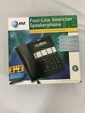 AT&T (Model 944) 4-Line Intercom Transfer & Conference Corded Phone System