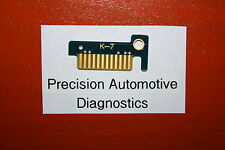 K-7 Personality Key for Snap-on Scan Tool MT2500 MTG2500 MODIS SOLUS Pro VERUS