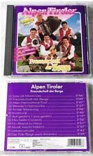 Alpen Tiroler – Freundschaft der Berge . 91 CD Koch TOP